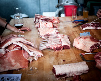 Olympic Provisions Meat, Lamb Class
