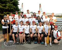 2011 Dragon Boat Team Photos