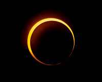 The Annular Eclipse May 20 2012